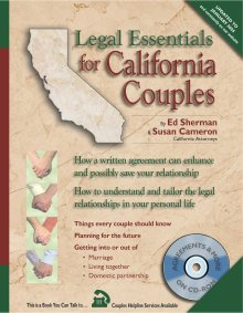 Legal Essentials for CA Couples